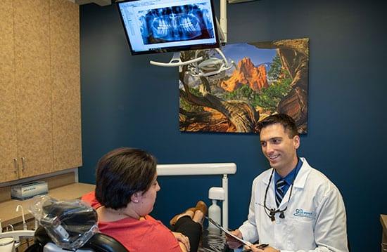Obstructive sleep apnea treatment in our Colorado Springs CO dental office